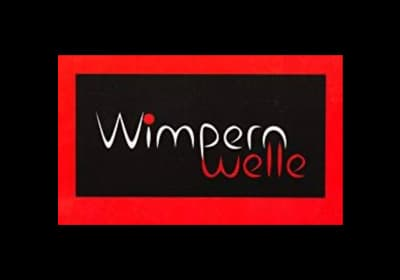 Logo de Wimpern Welle